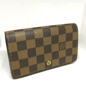 Authentic LOUIS VUITTON Damier Ebene